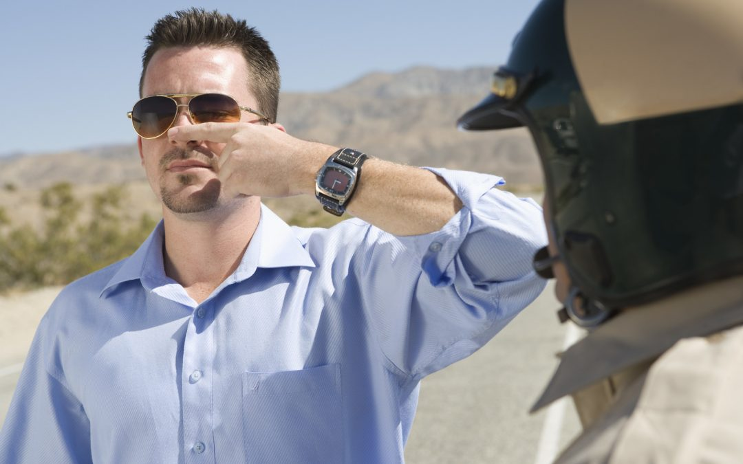 Do You Know What to Expect in Field Sobriety Test?
