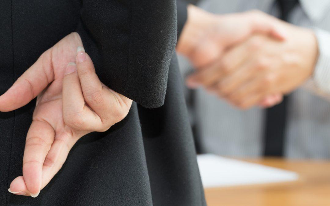 Recognizing A Fake Bail Bondsman