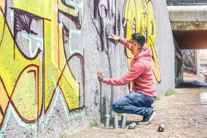 Szar Bail Bonds Different Types of Vandalism